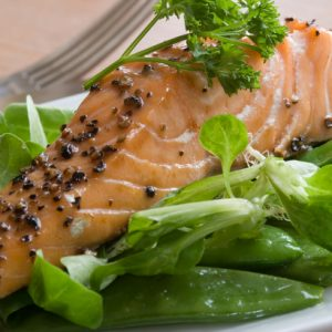 highest energy food salmon fish